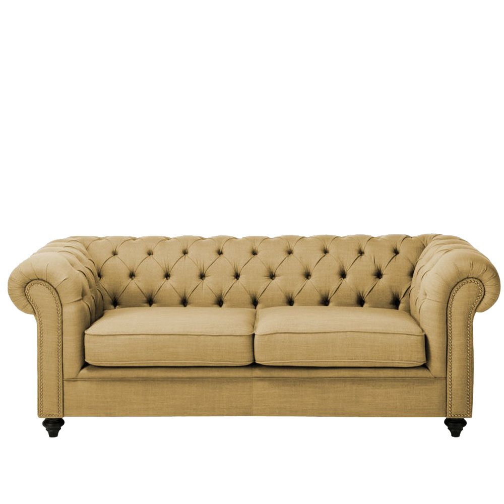 Damos 3 Seater Chesterfield Sofa -