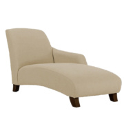 Hadler Lounger Sofa in Beige Colour