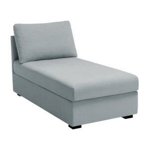 Lalbion Lounger Sofa in Light Blue Colour