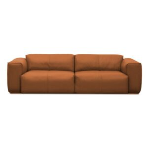 Brexwell 3 Seater Sofa in Tan Colour