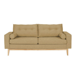 Neveda 3 Seater Sofa in Beige Colour