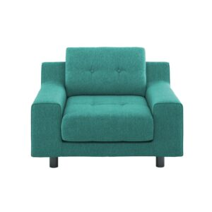 Calanna Accent Chair in Blue Colour