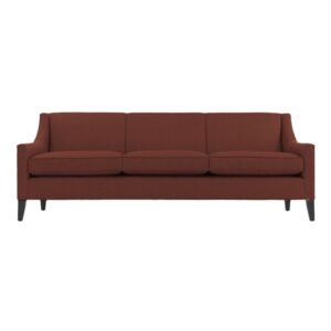 Dowen 3 Seater Sofa in Brick Brown Colour