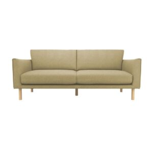 Xyron 3 Seater Sofa in Beige Colour
